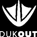 DukOUT Logo